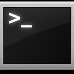 Ikona Terminal.app